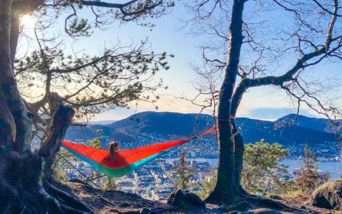 Norge - Oppdag det deilige livet i hengekøye