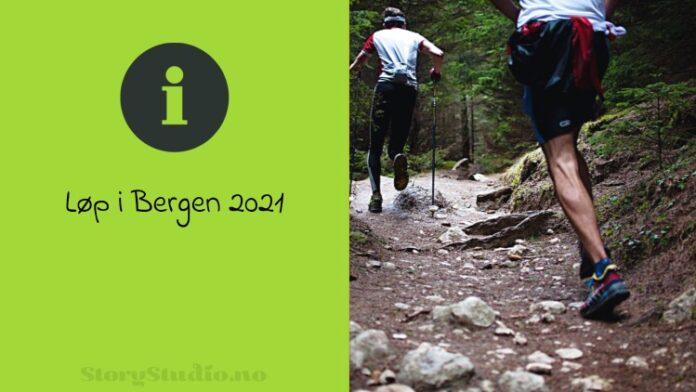 Bergen Norge - Løp i Bergen 2021