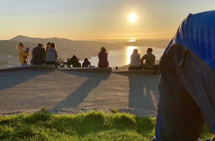 Bergen Fløyen: Hvor lang tid tar det å gå opp Fløyen?
