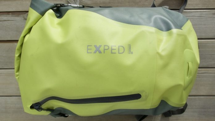 Vanntett ryggsekk - Exped Torrent 20L