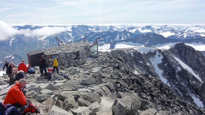Norway Hiking - Galdhopiggen Summit Hike