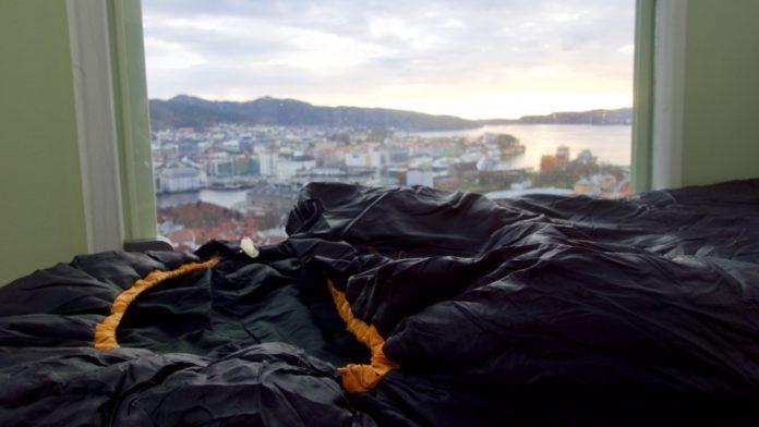 Norge - Sove ute: Slik kommer du i gang