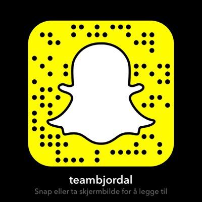 Snapchat TeamBjordal